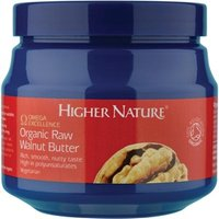 Higher Nature Organic Raw Walnut Butter 200g