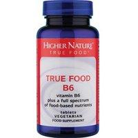 Higher Nature True Food® B6 90 tabs