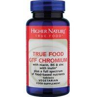 Higher Nature True Food® GTF Chromium 30 tabs
