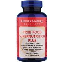 Higher Nature True Food® SuperNutrition Plus 30 tabs