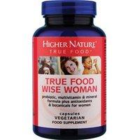 Higher Nature True Food® Wise Woman 90 veg caps