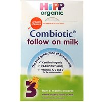Hipp Organic Combiotic Follow On Milk 3 (from 6 months onwards) 800g