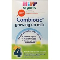Hipp Organic Combiotic Growing Up Milk 4 (from the 12th month onwards) 600g