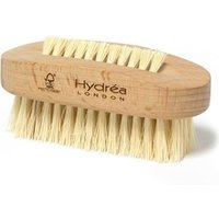 Hydréa Dual-Sided Wood Nail Brush with Cactus Bristle