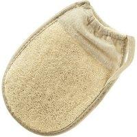 Hydréa Natural Body Massage Egyptian Cotton Mitt
