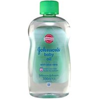 Johnson's Baby Oil With Aloe Vera 300ml