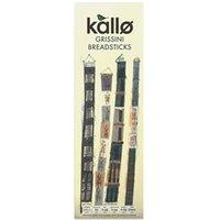Kallo Organic Grissini Breadsticks Original 125g