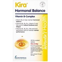 Kira Hormonal Balance Vitamin B-Complex 40 Film-Coated Tablets