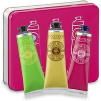 L'Occitane Hand Cream Trio Collection 3 x 30ml