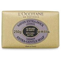 L'Occitane Lavender Shea Butter Extra-Gentle Soap 250g