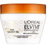 L'Oreal Paris Elvive Extraordinary Oil Coconut Oil Hair Mask 300ml