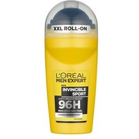 L'Oreal Paris Men Expert Invincible Sport 96H Deodorant Roll-On 50ml