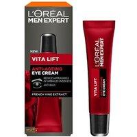 L'Oreal Paris Men Expert Vitalift Anti Ageing Eye Cream 15ml