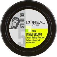 L'Oreal Paris Studio Line Invisigroom Hair Gel Pot 75ml