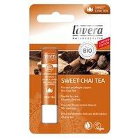 Lavera Organic Lip Balm - Sweet Chai Tea 4.5g