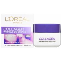 L'Oreal Paris Wrinkle De-Crease Collagen Re-Plumping Day Cream 50ml