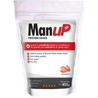 Man UP Protein Shake Strawberry 455g
