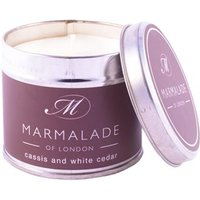 Marmalade of London Cassis & White Cedar Candle Small