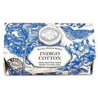 Michel Design Works Indigo Cotton Soap 246g