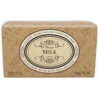Naturally European Milk Luxury Triple Milled Vegetable Soap 230g
