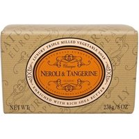 Naturally European Neroli & Tangerine Luxury Triple Milled Vegetable Soap 230g