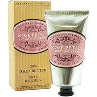 Naturally European Rose Petal Luxury Hand Cream 75ml