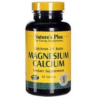 Natures Plus Calcitron 2:1 Ratio Mag/Calc Tablets 90 Tabs