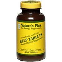 Natures Plus Kelp Tablets 300 Tabs