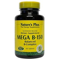 Natures Plus Mega B-150 - Sustained Release Tablets 90 Tabs