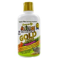 Natures Plus Source of Life Animal Parade Gold Liquid - Tropical Berry 16 fl. oz.