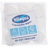 Nilaqua Expandable Wipes 9 wipes