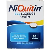 Niquitin Lozenge Original 2mg 72 lozenges