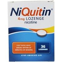 Niquitin Lozenge Original 4mg 36 lozenges