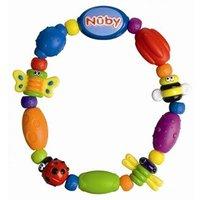 Nuby Bug-a-Loop Teether Toy (3m+)