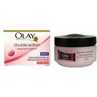 Olay Double Action Nourishing & Regenerating Night Cream - Normal/ Dry Skin 50ml