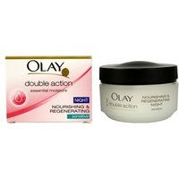 Olay Double Action Nourishing & Regenerating Night Cream - Sensitive Skin 50ml