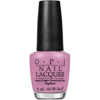 OPI Classic Nail Lacquer Lucky Lucky Lavender 15ml