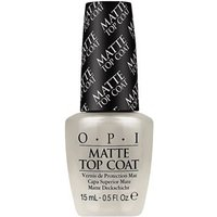OPI Matte Top Coat 15ml