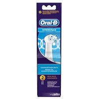 Oral-B Interspace Replacement Brush Heads Pack of 2