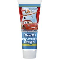 Oral-B Pro-Expert Stages Toothpaste Princess - Bubble Gum Flavour