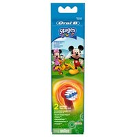 Oral-B Stages Power Kids Electric Toothbrush Replacement Heads Cars
