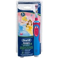 Oral-B Stages Power Kids Rechargeable Electric Toothbrush (5+ Years) Princess