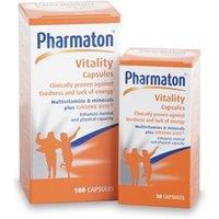 Pharmaton Vitality Capsules 100caps