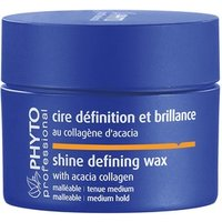 Phyto Professional Shine Defining Wax - Medium Hold 75ml