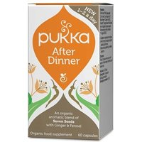 Pukka After Dinner Capsules 60 Caps