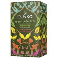 Pukka Green Collection 20 Teabags