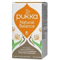 Pukka Natural Balance Capsules 60 Caps