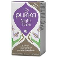 Pukka Night Time Capsules 60 Caps