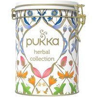 Pukka Organic Herbal Collection Tin 30 Sachets