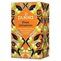 Pukka Three Cinnamon Tea 20 Teabags